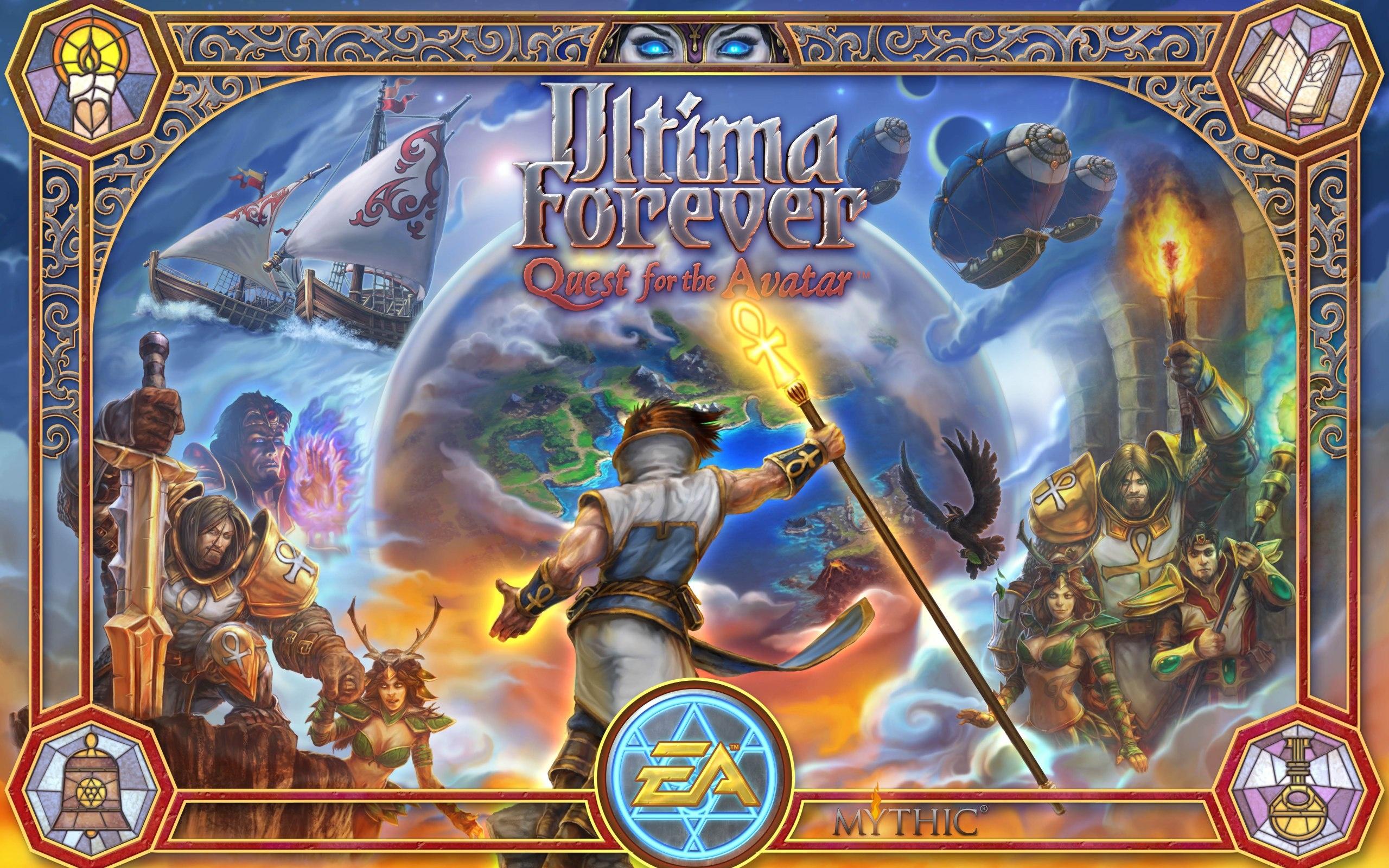 Ultima Forever — удалась ли RPG?