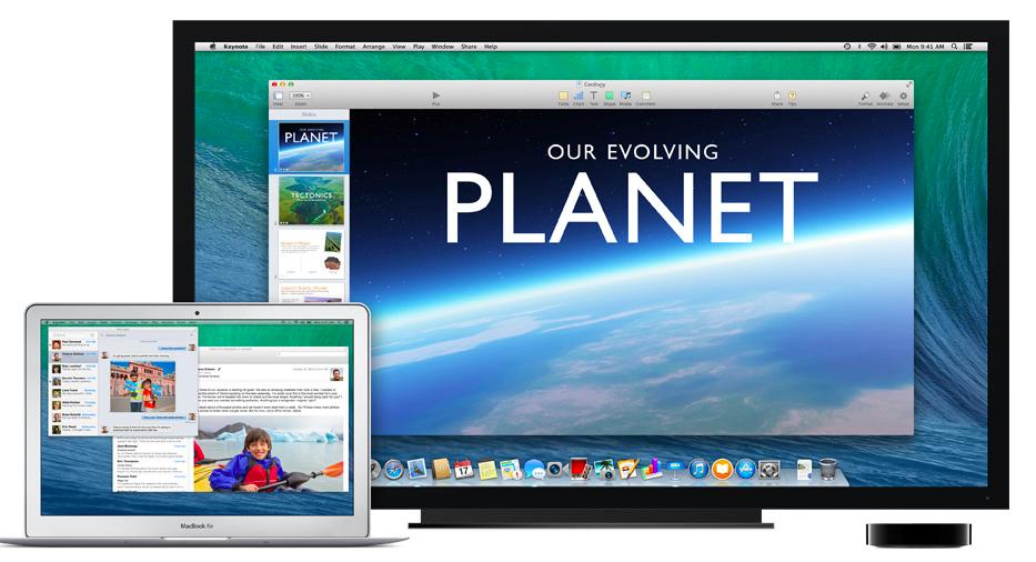 OS X 10.9 Mavericks: обзор от MacRadar