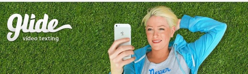 Glide позволяет обмениваться видео с легкостью SMS-сообщений