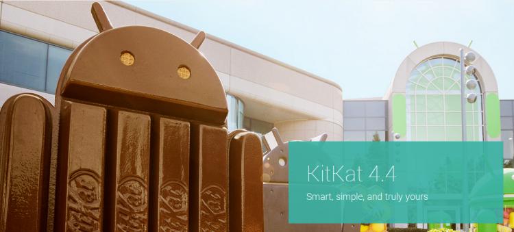 Как установить лаунчер Android 4.4 KitKat на любое устройство