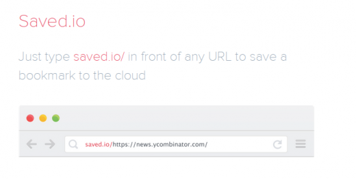 Saved.io