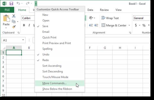 Как добавить калькулятор в Quick Access в Excel - КВОРУМ НЬЮЗ