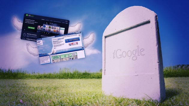 RIP iGoogle