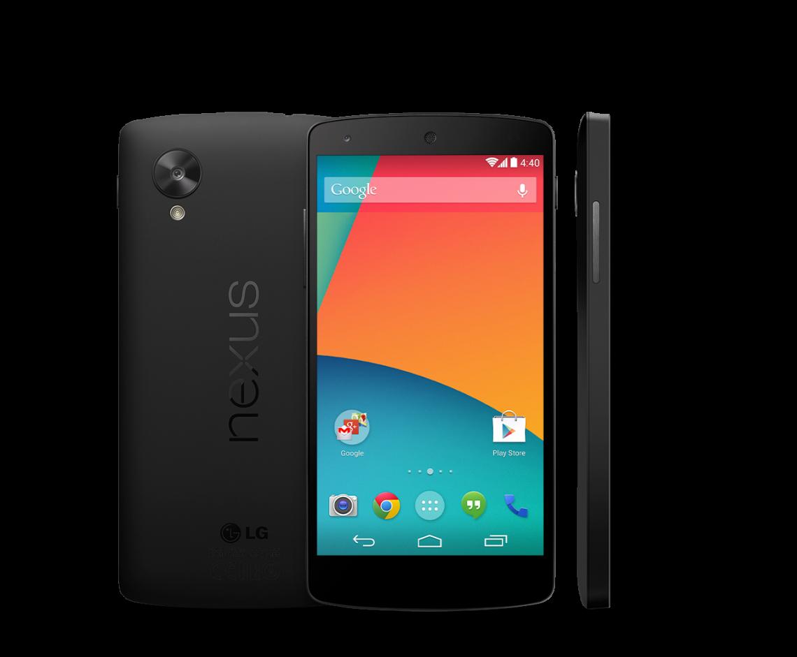 Как купить Nexus 5 на Google Play