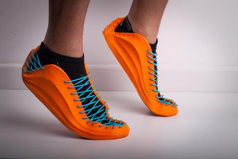 Sneaker_in_filaflex — кроссовки, которые вы можете напечатать на 3D-принтере