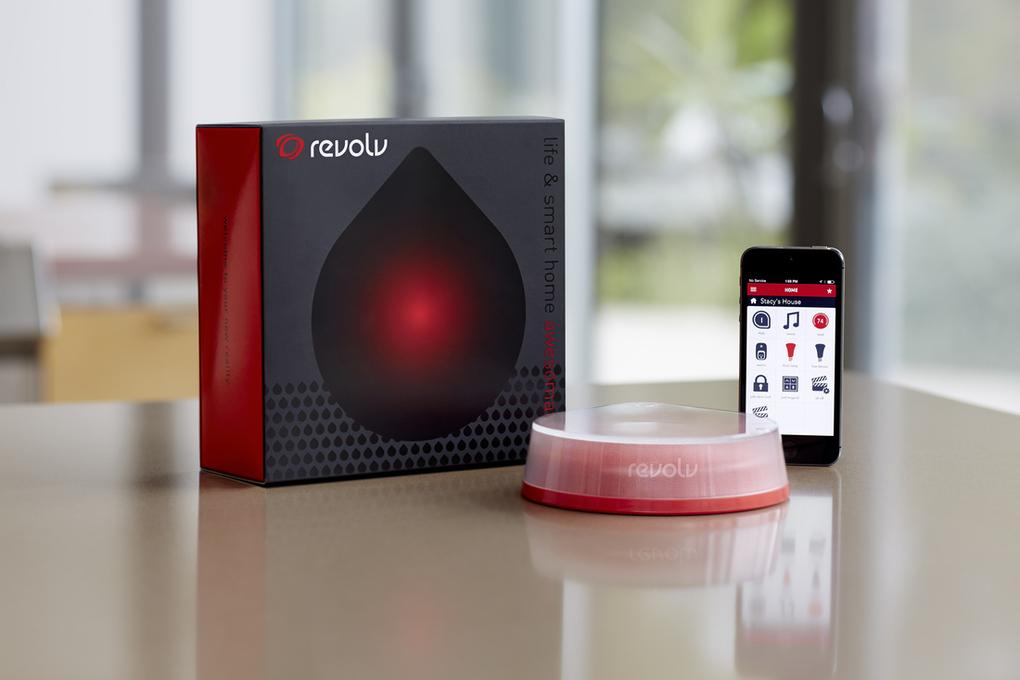 Revolv: единая система для управления умным домом
