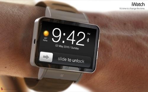 Apple выпустит две версии iWatch