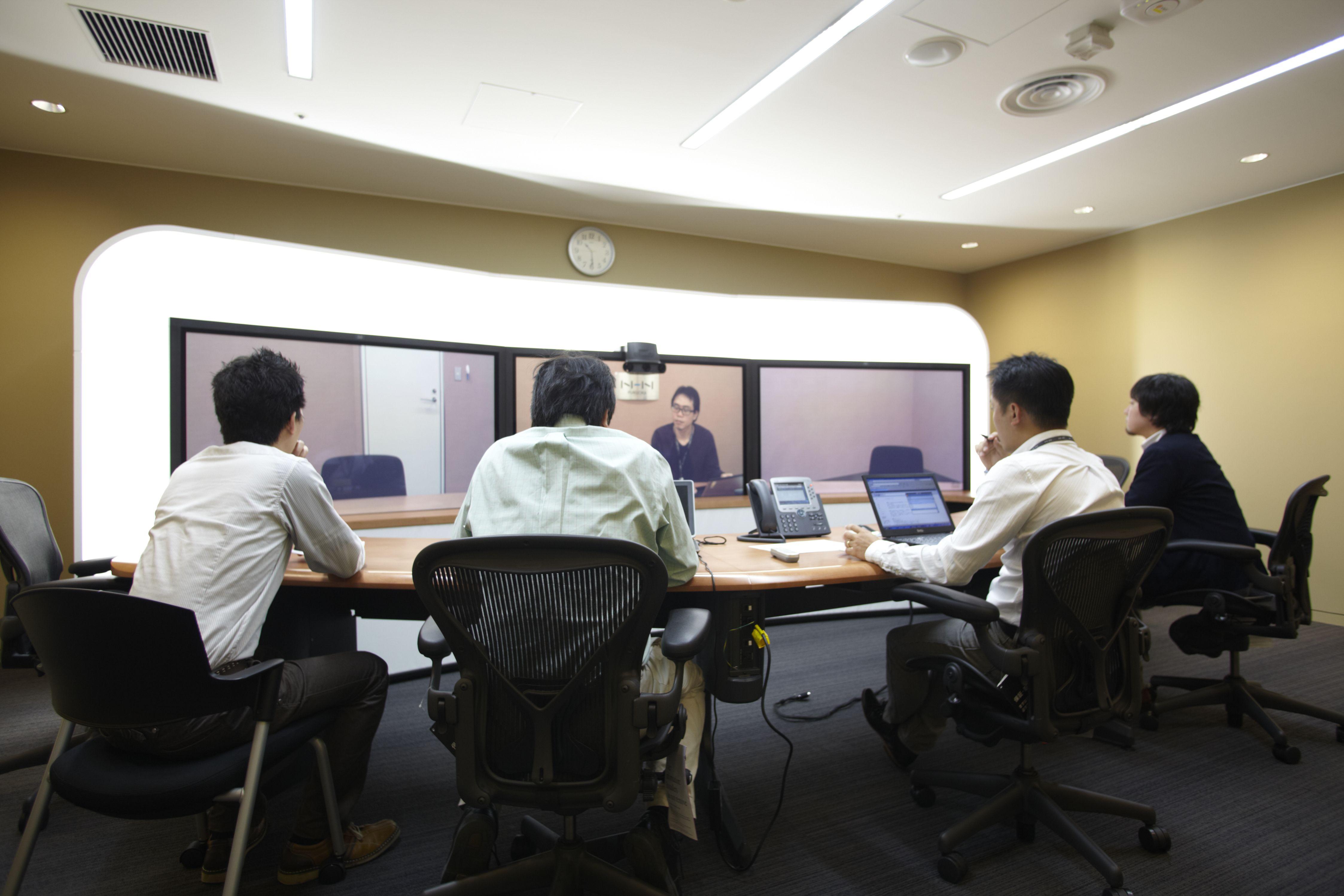 Комната для теле конференций