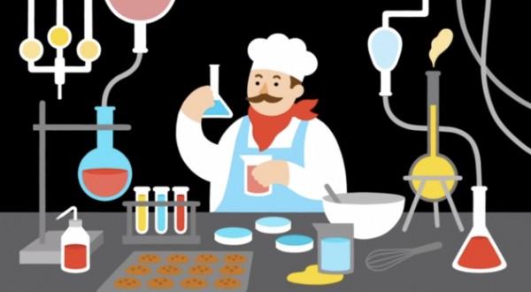 Что происходит внутри теста, когда оно превращается в печенье?