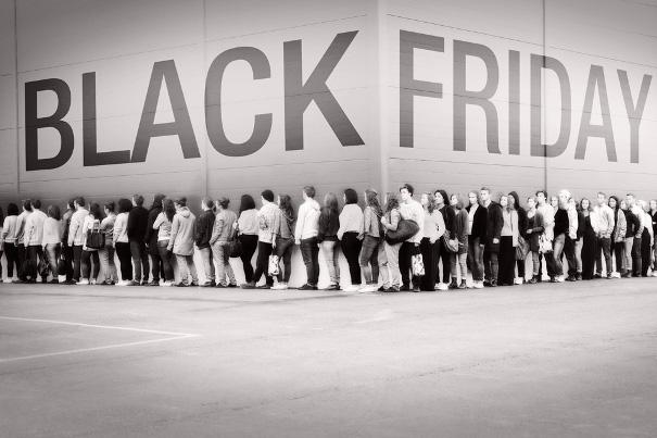 Черная пятница на eBay, налетай пока дешево