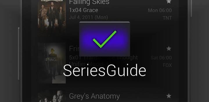 Найди телесериал по своему вкусу с помощью наиболее полного мобильного каталога SeriesGuide