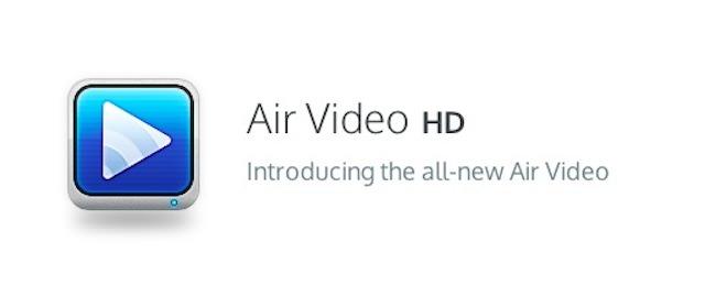Air Video HD – стримим любое видео на Apple TV, не вставая с дивана
