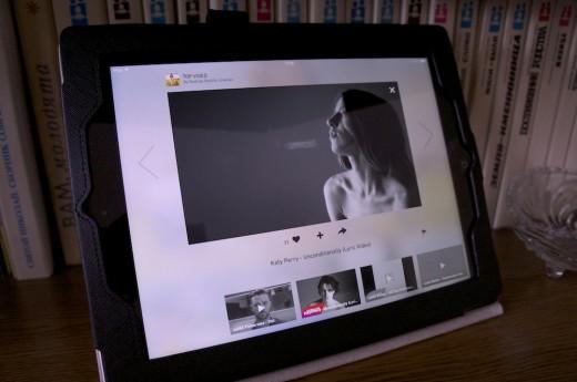 Rockpack – новый взгляд на видео для iPad