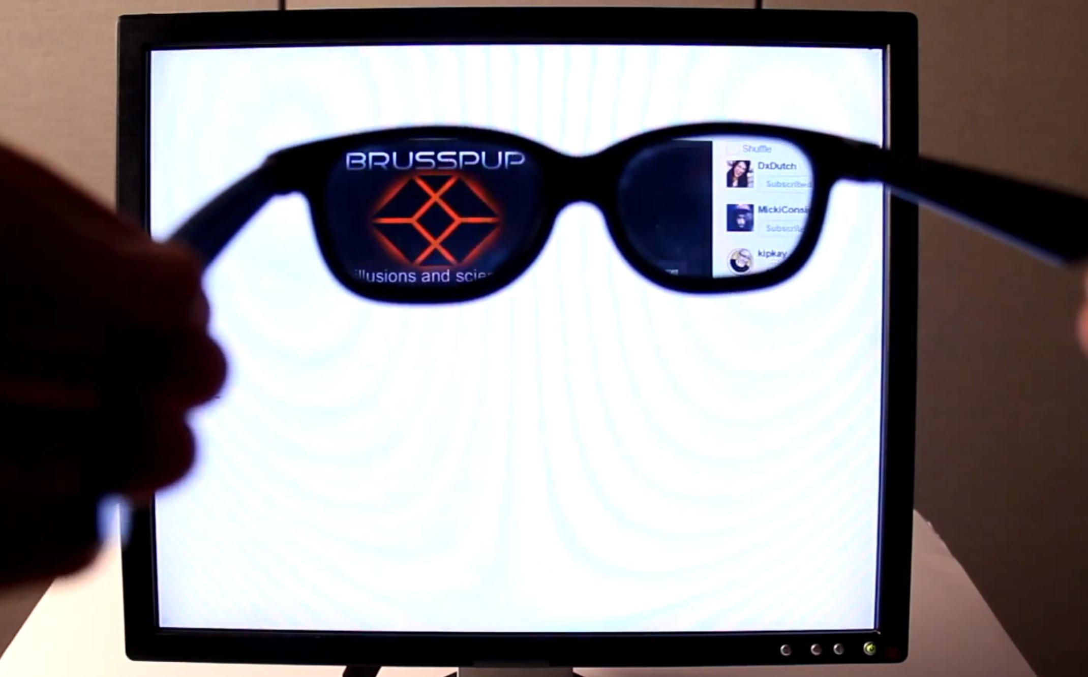 очки мониторы