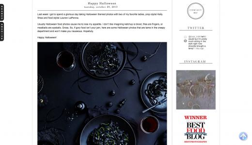 10 лучших кулинарных блогов