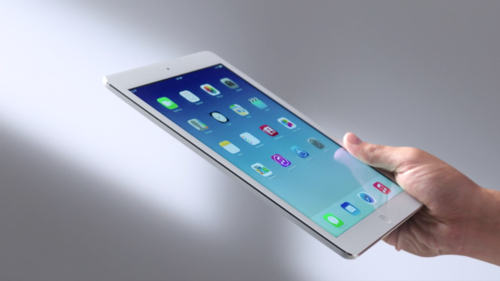Владельцы старых iPad охотно обновляются на iPad Air