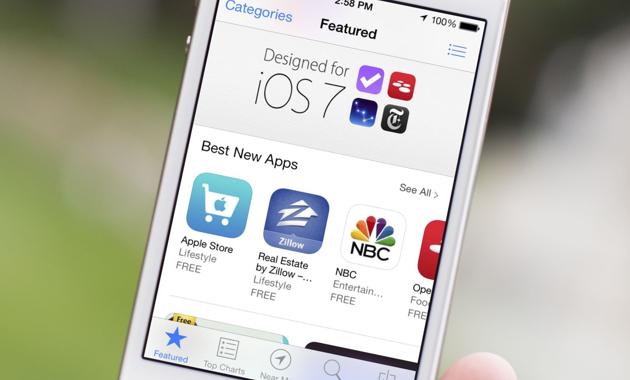 Магазин приложений App Store признан самым удобным