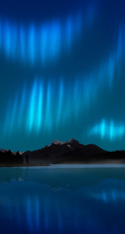 borealis_reflections___iphone_5_ios_7_wallpaper_by_anxanx-d6pxpo2-2