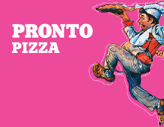 Приложение Pronto: заказ итальянской кухни со смартфона