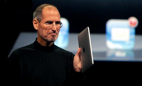 Секрет успеха iPad или как Стив Джобс создал первый успешный планшет в истории (Часть 3)
