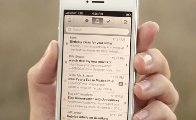 Почтовик Mailbox теперь умеет работать с iCloud и Yahoo Mail