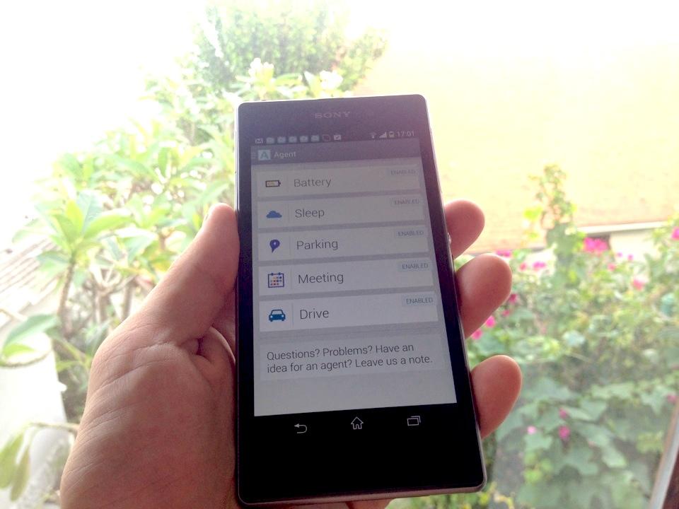 Agent делает ваш смартфон на Android немного умнее, автоматизируя только нужное!