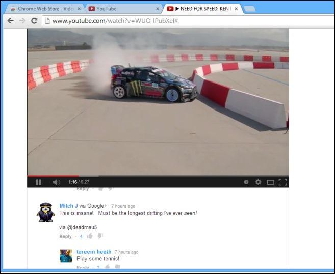 Как не терять из виду видео в YouTube во время баталий в комментариях