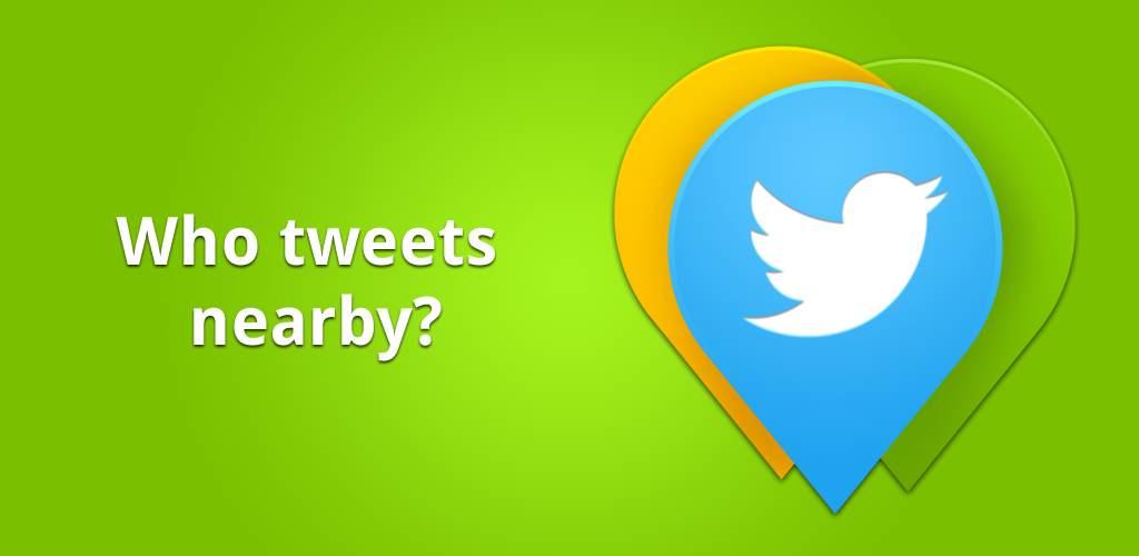 TweetsNearby поможет познакомиться с тви-соседями