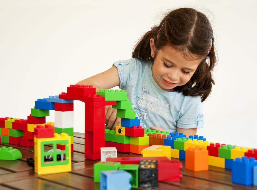 Как учить детей математике с помощью конструктора Лего