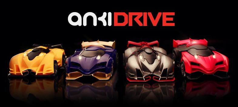 Anki Drive — игрушка с продвинутым ИИ