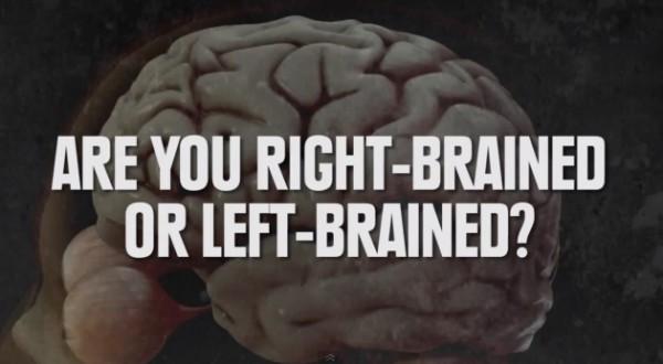 ВИДЕО: Как определить, какое полушарие мозга у вас доминирующее — левое или правое