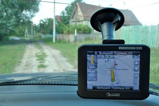 Навигатор вывезет и из глухой деревни - Alexander Kachkaev/Flickr.com