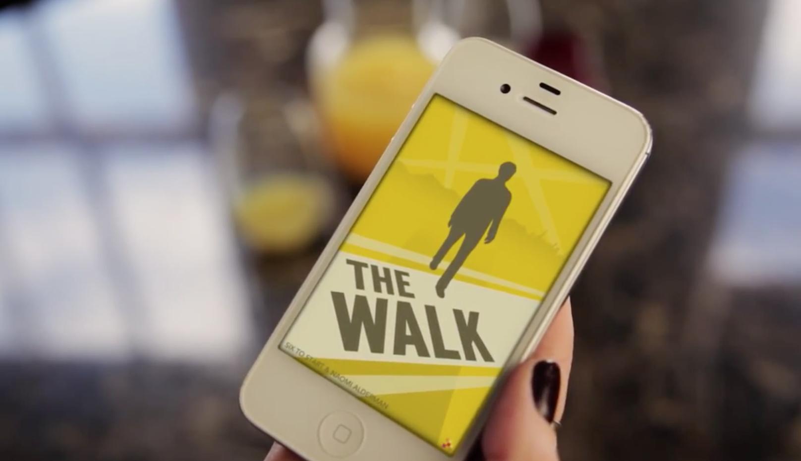 Приложение The Walk поможет вам мотивироваться на ежедневное ходжение