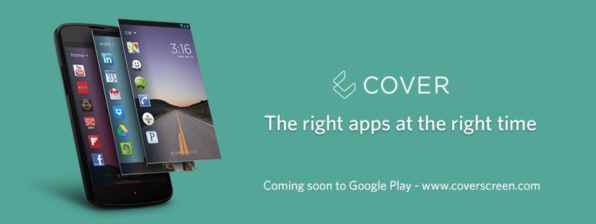 Cover — умный экран блокировки для Android