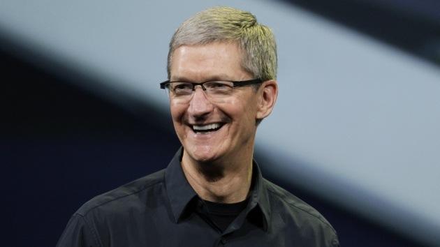 Тим Кук поблагодарил команду Apple за продуктивный 2013 год