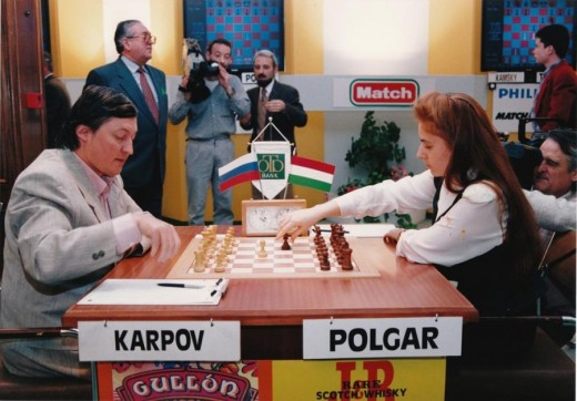 Против XII чемпиона мира Анатолия Карпова - polgarjudit.hu