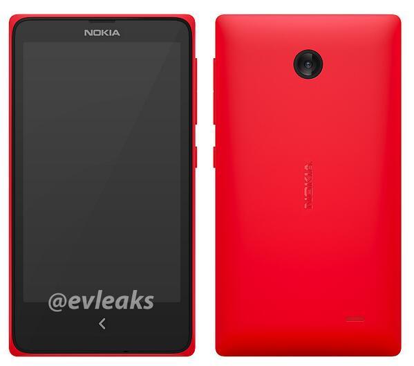 Nokia может выпустить телефон на Android