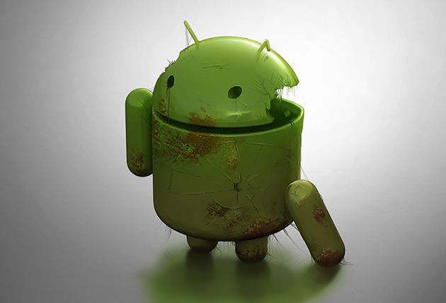 Говорили же, что Android отстой