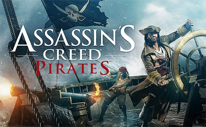 Assassin`s Creed: Pirates!: 16 ассассинов на сундук мертвеца!