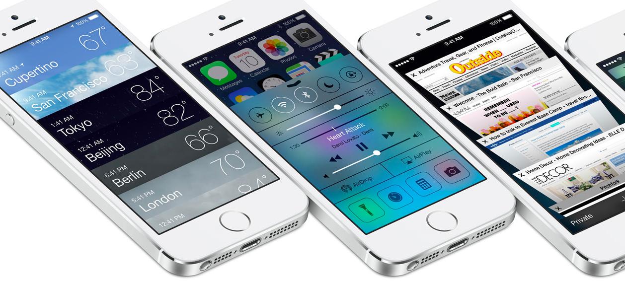 Apple продала рекордное число iPhone в последнем квартале 2013 года