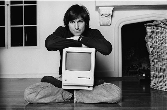 Первая презентация Macintosh широкой публике (видео)