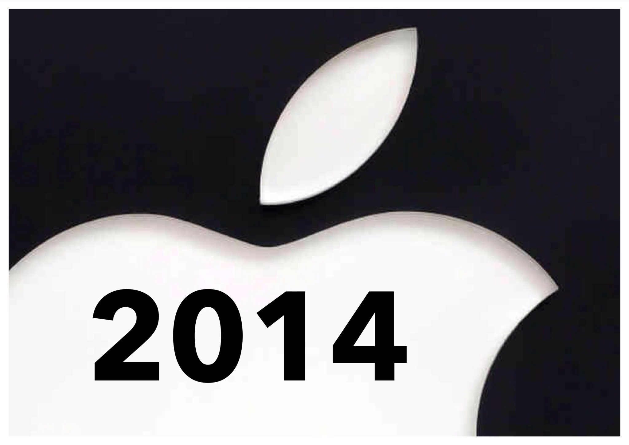 Чего я жду от Apple в 2014 году