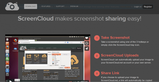 ScreenCloud