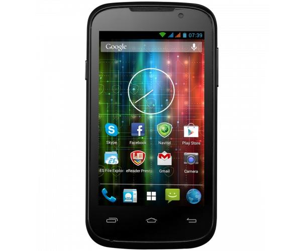 Обзор Prestigio MultiPhone 3400 DUO: чем хорош бюджетный Android