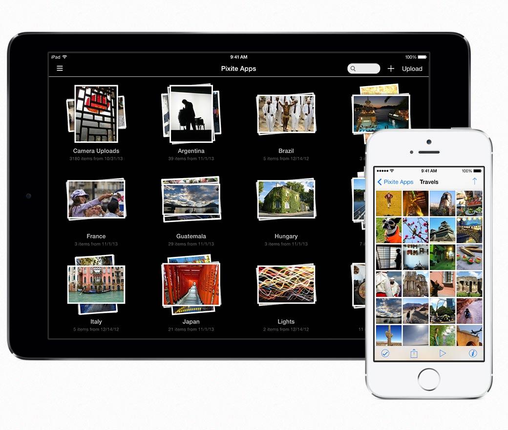 Unbound заменит мобильным фотографам связку iCloud/iPhoto на Dropbox-решение для iOS/OS X
