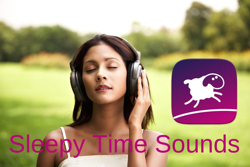 Sleepy Time Sounds поможет вам продуктивно работать и хорошо отдыхать