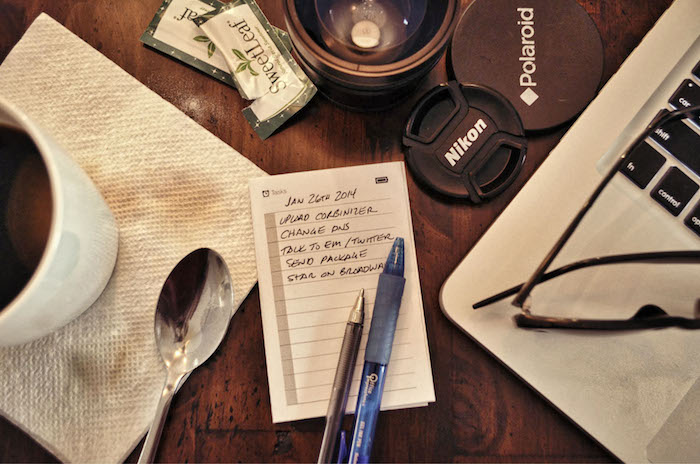 Corbinizer – как и зачем использовать бумагу в таск-менеджменте?