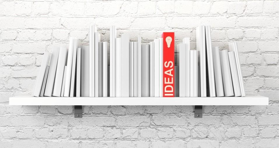 Полкомания: 20 идей по размещению книг и аксессуаров в доме