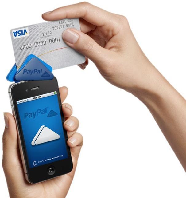 PayPal хочет стать частью платежной системы Apple