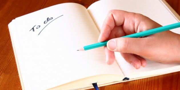 Составили список дел на новый год? А теперь узнайте, почему вы его не выполните!